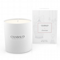Chabaud - Scented Candle - Lait de Biscuit